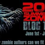 Zombie, zombie, everywhere a zombie!