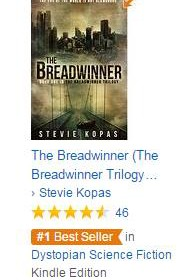 The Breadwinner, it's #1!!