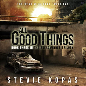 All Good Things Audio Cover
